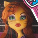 Monster High Coffin Bean Toralei Daughter of the Werecat doll