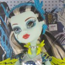 Monster High doll Frankie Stein Voltageous power ghouls Target Exclusive