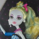 Monster High Dot Dead Gorgeous Lagoona Blue doll daughter of the sea monster