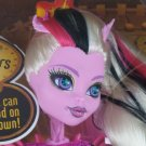 Monster High Freaky Fusions Bonita Femur - hybrid of a skeleton & moth