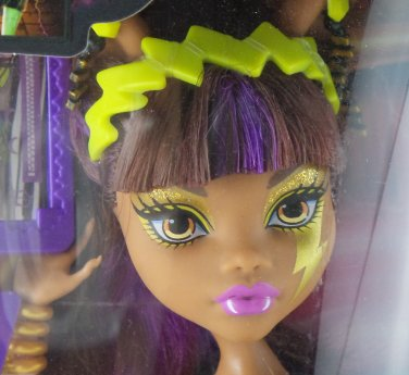 Monster High Clawdeen Wolf doll - Freaky Fusions Save Frankie