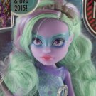 Monster High doll Haunted Getting Ghostly Twyla