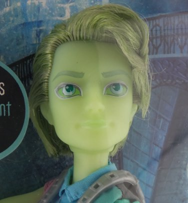 Monster High doll Haunted Porter Geiss Son of a Poltergeist