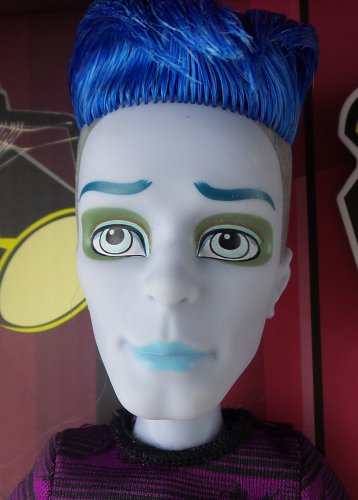Monster High ONE (1) Loose Sloman SLO MO Mortavitch doll We Are #1 Student Disembody Council