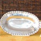 Fleur De Lis / Pearl Butter Dish