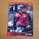 2009 Choice Red Wings Drew Butera