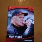 2009 Choice Red Wings Bobby Cuellar