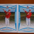 2008 Bowman Prospects Sean Danielson