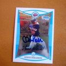 2008 Bowman Prospects Chrome Steve Tolleson
