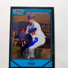 2007 Bowman Chrome Yohan Pino