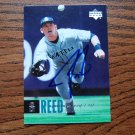 2006 Upper Deck Series 1 Jeremy Reed Autograph