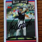 2006 Topps Series 2 Frank Catalanotto Autograph