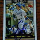 2006 Topps Update Ryan Shealy Autograph