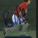 2004 Bowman Chrome Brock Peterson Autograph
