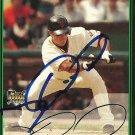 2006 Bowman Draft Kevin Frandsen Autograph