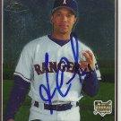 2006 Topps Chrome Fabio Castro Autograph