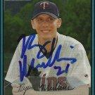 2007 Bowman Chrome Ryan Mullins Autograph