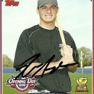 2006 Topps Opening Day Russ Adams Autograph