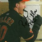 2007 Choice Red WIngs Rich Miller Autograph