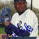 2007 Choice International League Top Prospects Emiliano Fruto Autograph