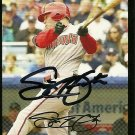 2007 Topps Update Scott Hairston Autograph