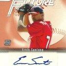 2005 Bowman Signs of The Future Ervin Santana Autograph