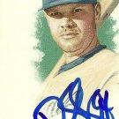 2007 Topps Allen & Ginter's Ryan Shealy Autograph