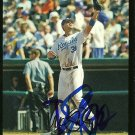 2007 Topps Royals Team Set Ryan Shealy Autograph