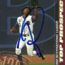 2008 Choice International League Top Prospects Fernando Perez Autograph