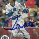 1990 Upper Deck Paul Molitor Autograph