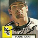 2006 Topps '52 Boone Logan Autograph