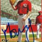 2009 Topps Update Matt Maloney Autograph