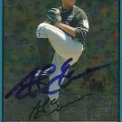 2007 Bowman Draft Chrome Deolis Guerra Autograph