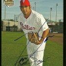2007 Topps Series 2 Zack Segovia Autograph