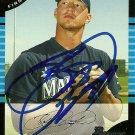 2005 Bowman Bobby Livingston Autograph