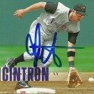 2006 Upper Deck Series 1 Alex Cintron Autograph