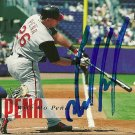 2006 Upper Deck Series 1 Wily Mo Pena Autograph