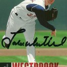 2006 Upper Deck Series 1 Jake Westbrook Autograph