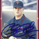 2005 Topps Series 2 Glen Perkins Autograph