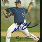 2007 Topps Series 2 Matt Chico Autograph