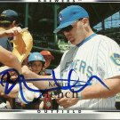 2007 Upper Deck Series 2 Kevin Mench Autograph