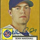 2006 Topps '52 Sean Marshall Autograph