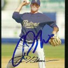 2007 Topps Update Justin Germano Autograph