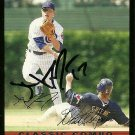 2007 Topps Update Mike Fontenot/ Khalil Greene Autograph