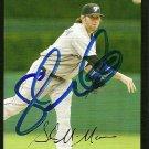 2007 Topps Update Shaun Marcum Autograph
