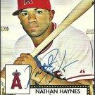 2007 Topps '52 Nathan Haynes Autograph