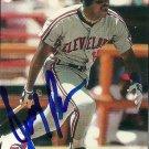 1990 Upper Deck Jerry Browne Autograph