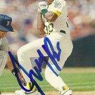 1993 Upper Deck Jerry Browne Autograph