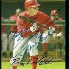 2007 Topps Update Reggie Willits Autograph