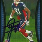 2008 Bowman Chrome James Hardy Autograph
